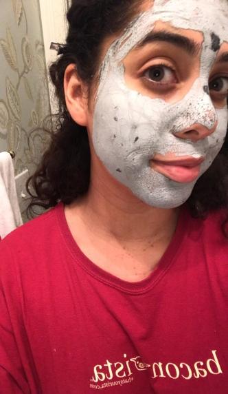 Pores and gross spots!