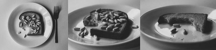 Bread b&w